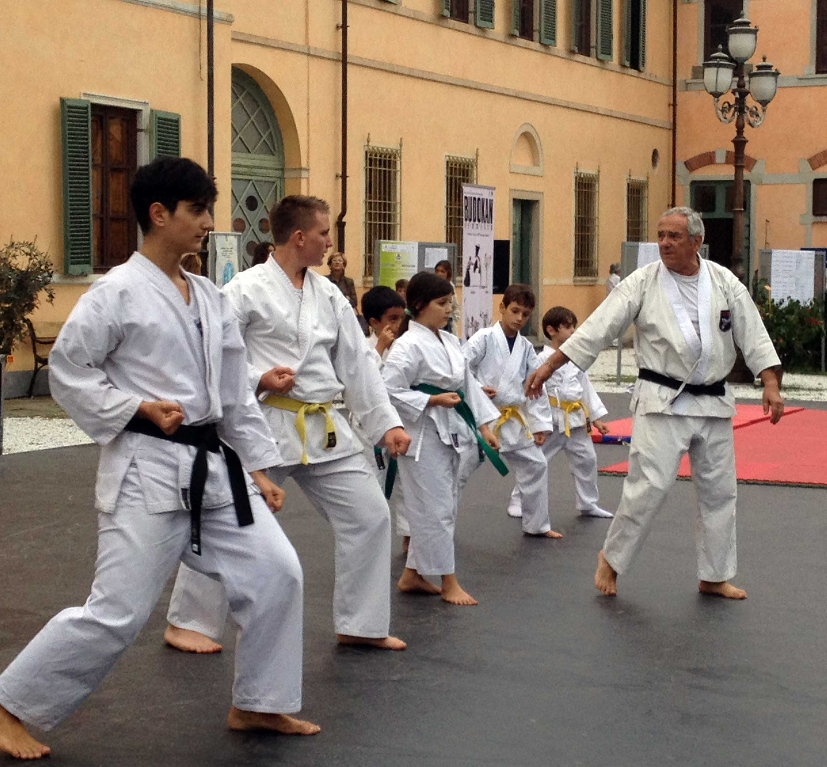 Karate@Budokan