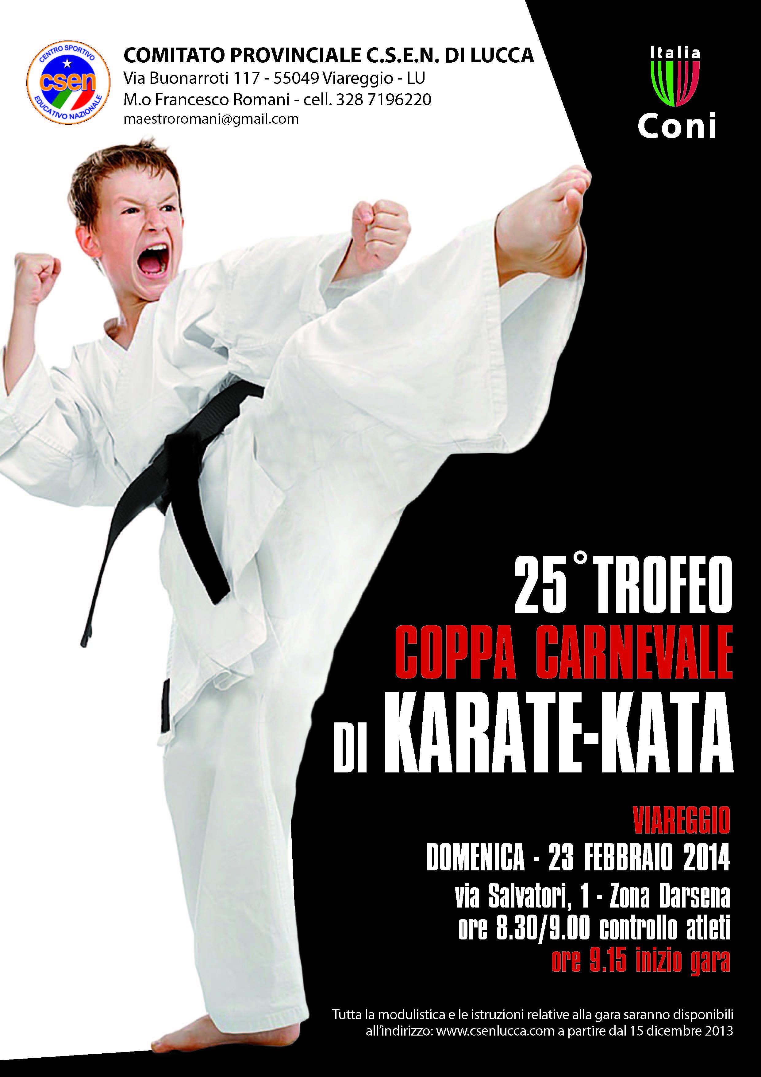 Cover Coppa Carnevale 2014